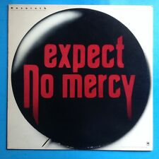 "Nazareth-Expect No Mercy-1977 A&M W/L PROMO ONLY-SPECIAL-12"" EP-VG++/M- UNPLAYED"
