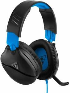 Turtle Beach Recon 70P Black White Red Gaming Headset Switch PS4 Xbox One PC