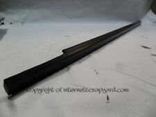 Nissan Patrol GR Y61 97-13 2.8 SWB exterior door trim rubber glass seal top cap