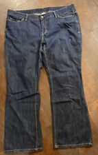 Women's OLD NAVY Plus Low Waist Bootcut Jeans Size 16 Short