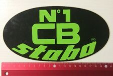 Aufkleber/Sticker: Nr.1 CB Stabo (13041631)