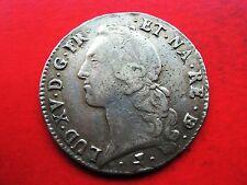 FRANKREICH Ecu au bandenau 1765 Pau Louis XV (1715-1774)