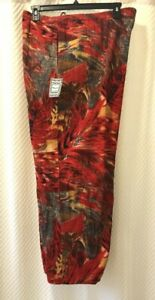 New Molato Tribal African Pants 3X Textured 100% cotton