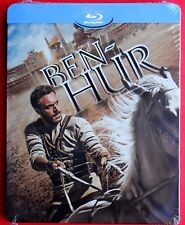 blu ray steelbook metal box limited edition ben hur benhur jack huston freeman v