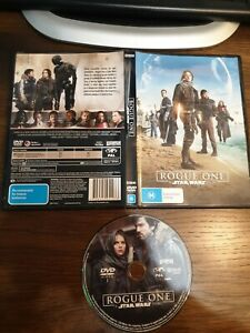 Rogue One Star Wars Story DVD THE FREE POST IS STRONG MY STORE SEE YOU MUST
