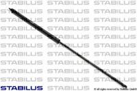 Gasfeder Stabilus Lift-o-MAT 047708 0400N Gesamtlänge 231 mm