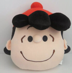 RARE 2015 McDonald's Peanuts Gang - Lucy - Cushion Pillow Snoopy Peanuts Movie