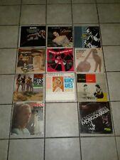 (11) LP lot Nancy Sinatra Tammy Wynette Nancy Ames Chet Atkins Mongo Santamaria