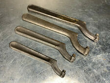 Williams Pin Spanner Wrench 453, 454, 456, 457 (Lot of 4)
