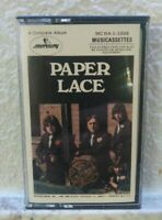 Paper Lace - Self Titled Cassette Tape Rare OOP Classic Pop Rock Vocal Mercury