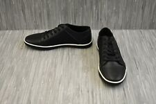 Unlisted Kenneth Cole Crown Casual Shoes, Men's Size 7 M, Black NEW