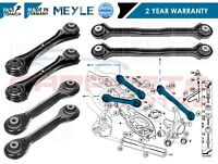 FOR BMW 1 3 SERIES REAR AXLE UPPER FRONT CENTRE SUSPENSION CONTROL ARMS SET