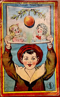 Favourite Picture-Book, 1900's, Honeycomb Tissue Pop-Ups, Scarce