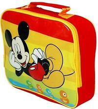 Mickey Mouse: Ufficiale Disney Paperelle Borsa Termica Porta Pranzo / Etichetta