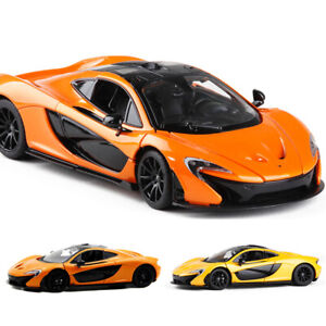 Mclaren P1 Sports Car 1:24 Scale Model Car Diecast Vehicle Gift Collection