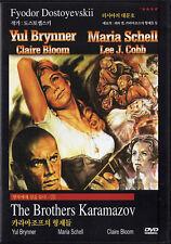 The Brothers Karamazov (1958) / Yul Brynner / DVD, NEW