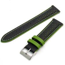 Silicon/Rubber Wristwatch Straps