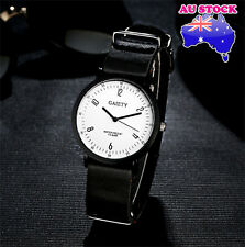 Wholesale Hot Black Leather Classic Mens White Dial Quartz Sports Wrist Watch