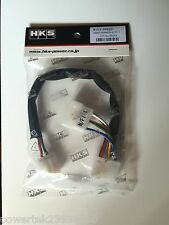 GENUINE  HKS TURBO TIMER TYPE 0  Subaru Impreza 11/97 to 5/2007 HARNESS ONLY