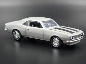 1968 68 CHEVY CHEVROLET CAMARO BAD BOYS 1:64 SCALE COLLECTIBLE DIECAST MODEL CAR