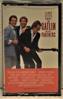 """THE GATLIN BROTHERS  """"Partners"""" Cassette  CBS FCT 40431"""
