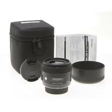Sigma 30mm f/1.4 DC HSM ART Lens for Nikon DSLR Cameras,