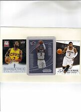 KYRIE IRVING LOT(3) 2013-14 PANINI Prizm Downtown Bound #13, Knight School,BV$35