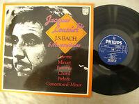 JACQUES LOUSSIER TRIO LP J.S.BACH Philips 6308 177