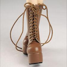Dollmore MSD - Platform Basic Boots (Brown)