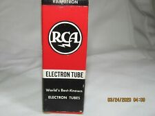 RCA 6AV6 Vintage NOS vacuum tube radio other Make Offer#k