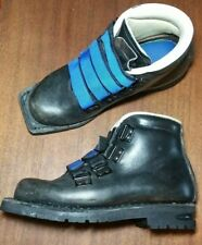 Vintage Merrell 3 Pin Telemark Leather Welt Ski Boots Womens Size 6