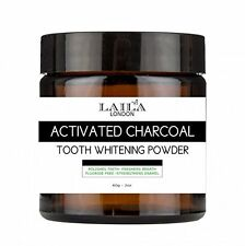 Activated Charcoal Whitening Powder Natural Whiter Teeth Preventing Decay