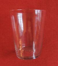 Antique American Flip Glass 18th 19th century Rough Pontil Whiskey 1800 Vase