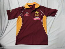 #YY5. GLENMORE PARK  BRUMBIES  RUGBY LEAGUE SUPPORTER'S  SHIRT