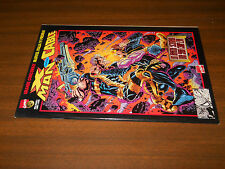 STTSC MARVEL CROSSOVER n-19 X-MAN CONTRO CABLE OTTIMO