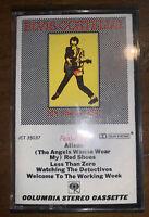 Elvis Costello - My Aim Is True (Cassette Tape, 1977 Stiff Columbia) EXC
