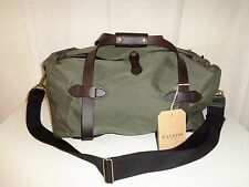 NEW WITH TAGS FILSON MADE IN USA LIMITED EDITION SMALL DUFFLE BAG