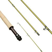 Sage Pulse 690-4 Fly Rod - 9' - 6wt - 4pc - NEW - Free Fly Line
