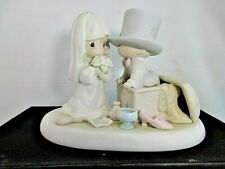 Precious Moments Wedding, 106755, Heaven Bless Your Togetherness, Issued 1987