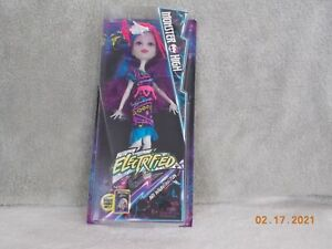 MONSTER HIGH FRANKIE STEIN GHOULS BEAST PET NEW IN BOX