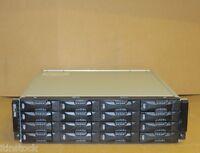Dell EqualLogic PS6000X Virtualized iSCSI SAN Storage Array 16 x NEW 500GB SAS