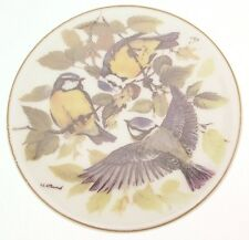 Bradford Exchange Centenary collection miniature plate Blue Titmouse CP2249