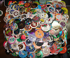 Pogs/Milkcaps/Cutouts/Sawblades/Custom 1000 Misc w/10 slammers located Hawaii