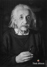 Poster APPLE Think Different Albert Einstein - 50X70 !!