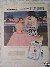 50s VINTAGE ADS TAREYTON BUDWIESER LEWIS MURDOCK