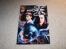 ORIGINAL 1ST SERIES X-FILES #1/2 BY WIZARD HARD TO FIND