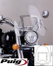 Puig CHOPPER cruiser screen for Harley Honda Yamaha Suzuki Kawasaki