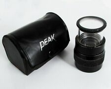 PEAK - 7X Scale Measurement Loupe - 0.005 inch NO. 13