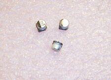 Qty (100) 10uf 50V Smd 6.3x5.4mm Aluminum Electrolytic Uwx1H100Mcr1Gb Nichicon
