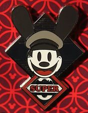 DISNEY Oswald the Lucky Rabbit Oswald's Super Service Pin
